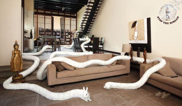 Избавь дом от шерсти