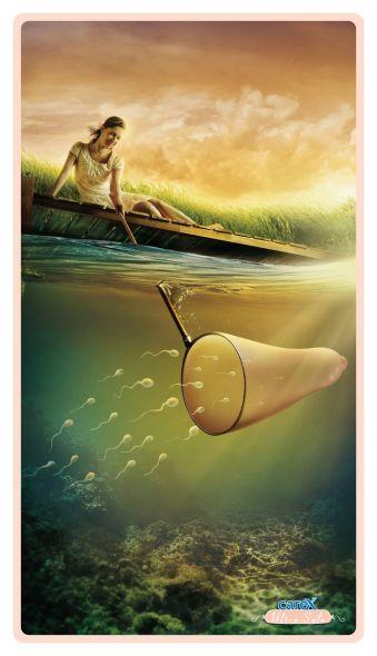 Красивая реклама презервативов