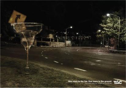 Не пей за рулём