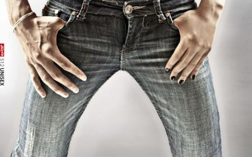 Реклама джинс