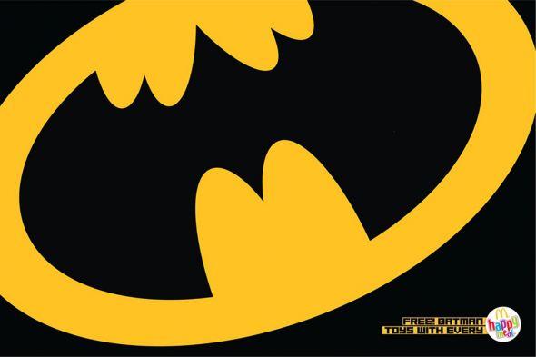 McDonald's - Бэтмен