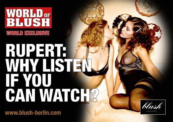 Лесбиянки в рекламе