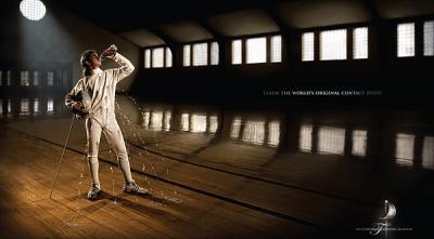 Креативная спортивная реклама