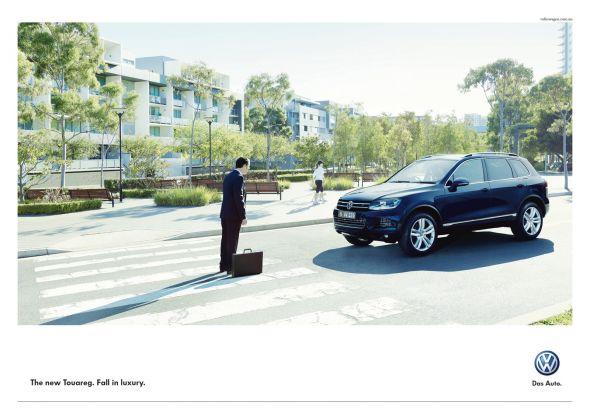 Volkswagen Touareg - Невозможно оторваться