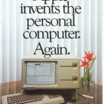 Старая реклама Apple: Apple заново изобретает компьютер