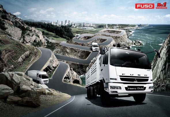 Реклама грузовиков