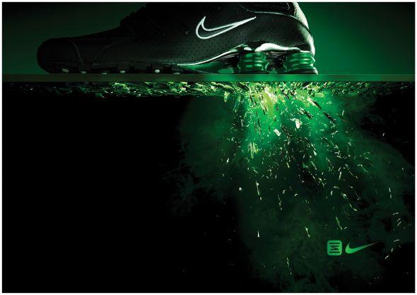 Новая реклама Nike