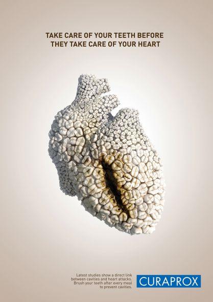Реклама зубной щетки
