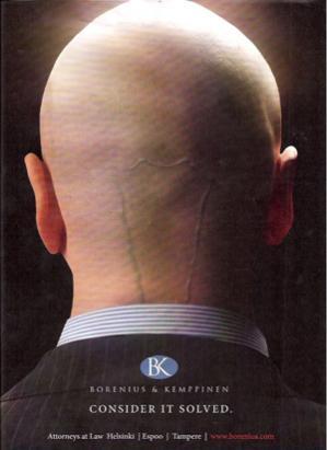 Реклама адвокатской фирмы