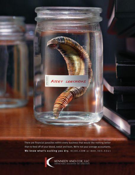 Реклама бухгалтерских услуг