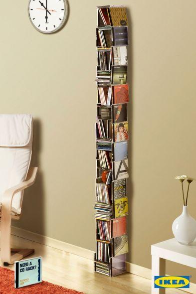 Мебель в рекламе