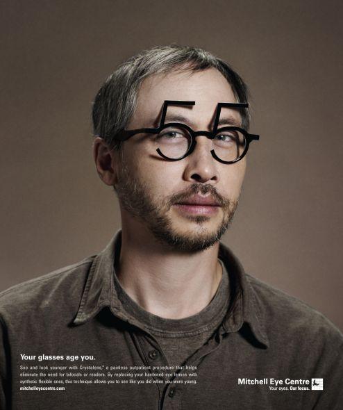 Реклама очков