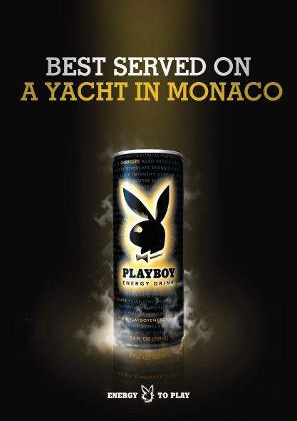 Реклама энергетического напитка