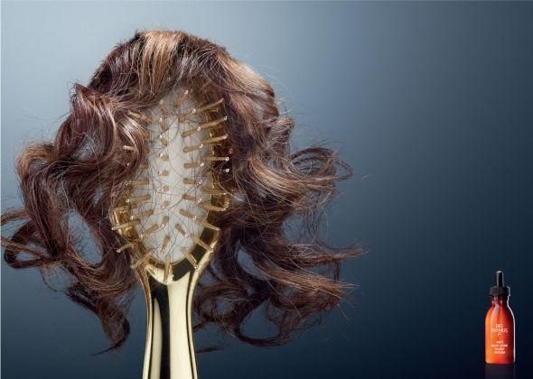 Волосатая расческа