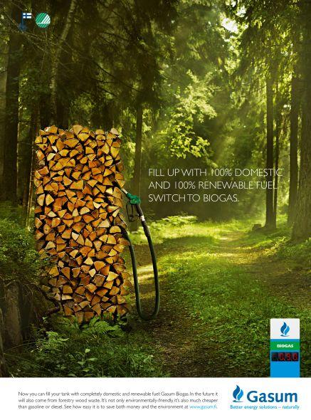 Возобновляемое топливо