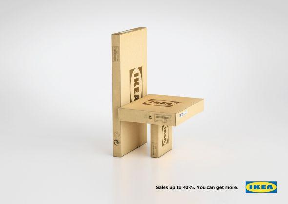 Реклама ИКЕЯ