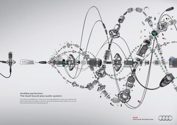 Реклама аудиосистемы
