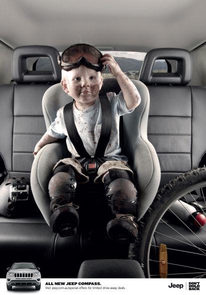 Реклама Jeep Compass