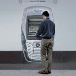 Банкомат в стиле Nokia 6600
