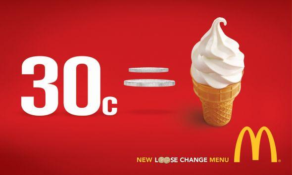 В McDonald's новое меню