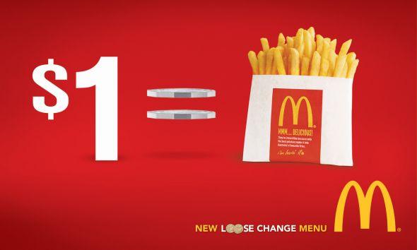 Новая реклама McDonald's