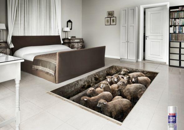 Средство для очистки ковров