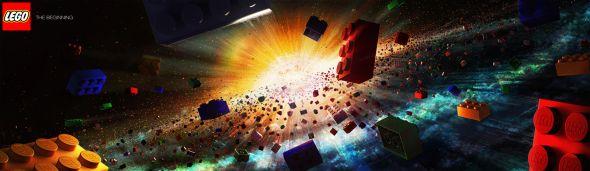 Креативная реклама конструктора LEGO
