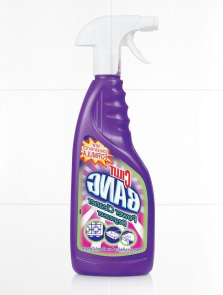 Реклама чистящего средства