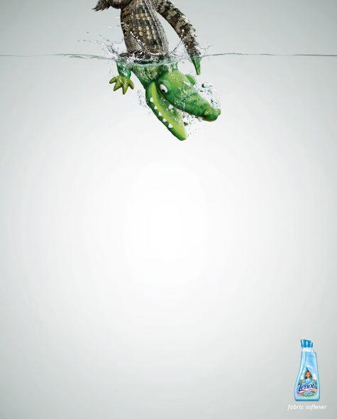 Реклама ополаскивателя