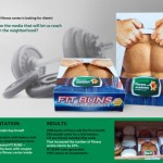 Креативная реклама фитнес-центра Fit Buns на батоне: Прокачай кубы