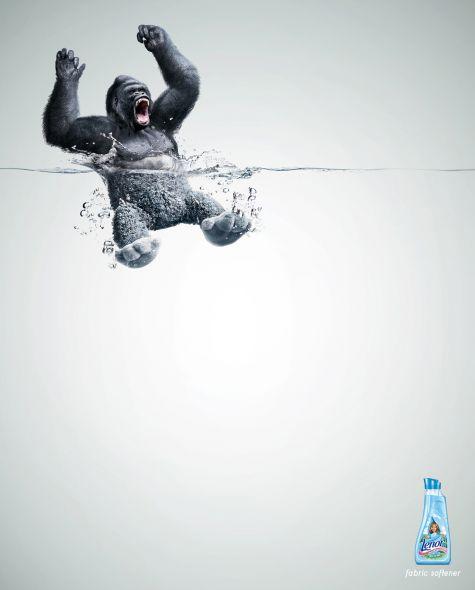 Мягкая горилла
