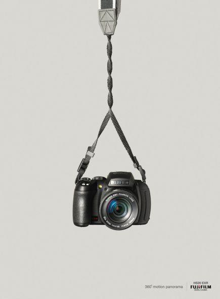 Fujifilm Finepix HS20EXR: 360
