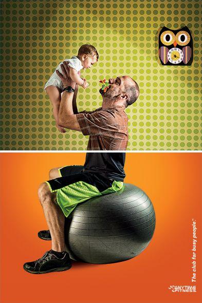 Фитнес для занятых