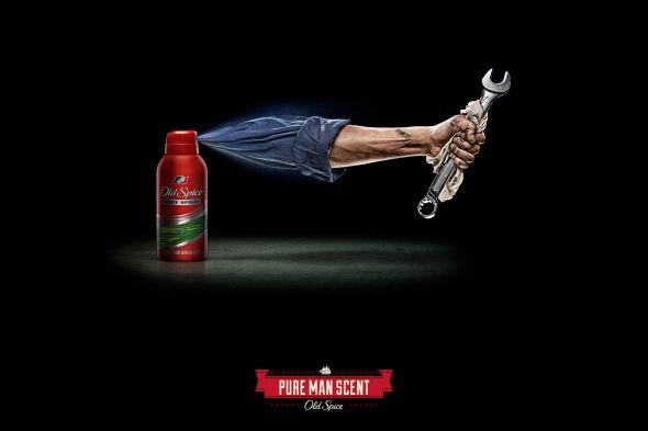 Реклама дезодоранта