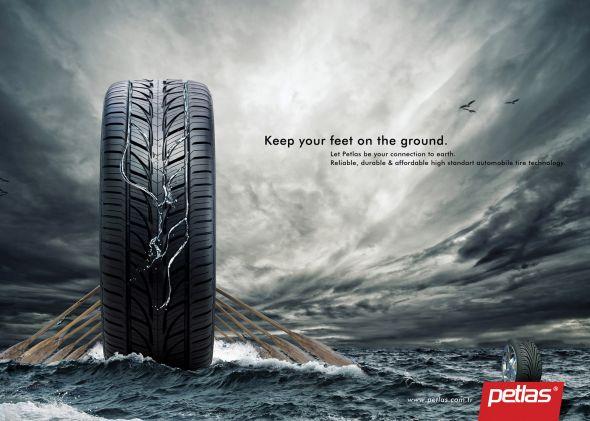 Реклама шин