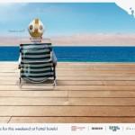 Креативная реклама отелей Fattal: Нужен отдых?