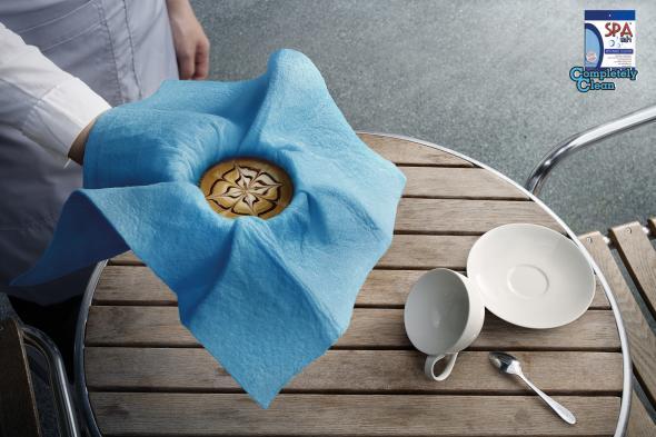 Реклама салфеток для кухни
