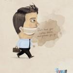 Реклама жевательной резинки Orbit white: Не таскай зубной налет с собой