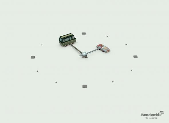 Реклама страхования от аварий
