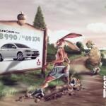 Реклама Mitsubishi Lancer: Хорошие новости для любителей скорости
