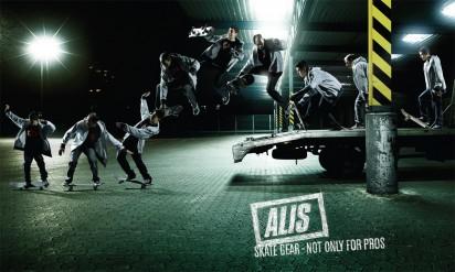 Школа скейтбординга Alis Skate Gear