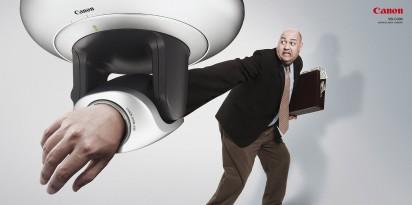 Реклама камеры наблюдения