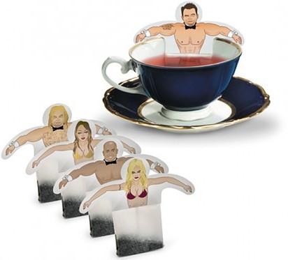 Креативные чайные пакетики от RoyalTea