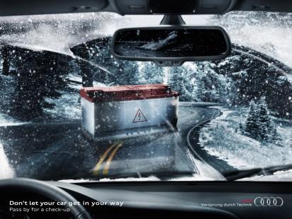 Реклама Audi