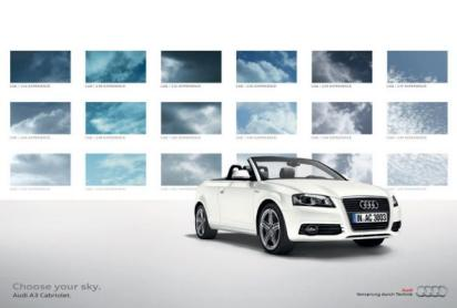Реклама Audi TT