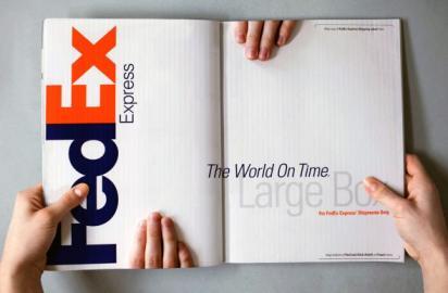 Реклама FedEx