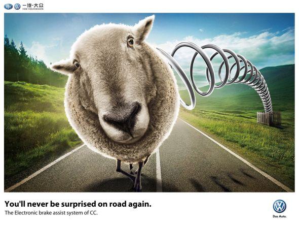Реклама тормозной системы