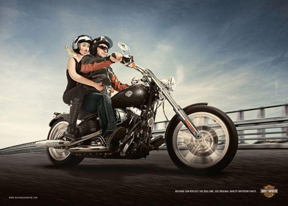 Запчасти к Harley-Davidson