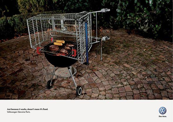 Реклама Фольксваген